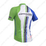 2013 Team Cannondale Bike Jersey Blue White