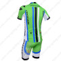 2013 Team Cannondale Bike Kit Green
