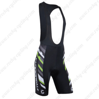 2013 Team Cannondale Cycling Bib Shorts Black