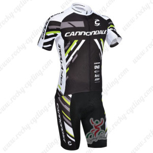 2013 Team Cannondale Pro Cycling Kit Black