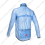 2013 Team Castelli Riding Windbreaker Blue