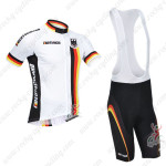 2013 Team DEUTSCHLAND Pro Cycling Bib Kit