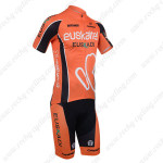 2013 Team EUSKALTEL Cycling Short Kit