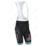 2013 Team Europcar Pro Cycling Bib Shorts