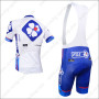 2013 Team FDJ Pro Cycle Bib Kit