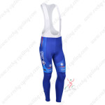 2013 Team FDJ Pro Cycling Long Bib Pants