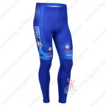 2013 Team FDJ Pro Cycling Long Pants
