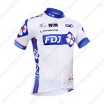 2013 Team FDJ Pro Cycling Short Jersey