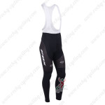 2013 Team FOX Pro Cycling Long Bib Pants