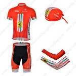 2013 Team Ferari Pro Cycling Red Set