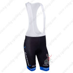 2013 Team GARMIN SHARP Riding Bib Shorts