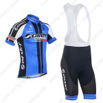 2013 Team GIANT Cycle Bib Kit Blue