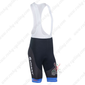 2013 Team GIANT Cycling Bib Shorts Blue