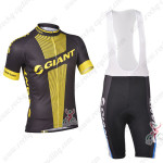 2013 Team GIANT Pro Cycling Bib Kit Black Yellow2013 Team GIANT Pro Cycling Bib Kit Black Yellow
