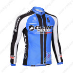2013 Team GIANT Pro Cycling Jersey Black Blue