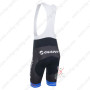 2013 Team GIANT Riding Bib Shorts Blue