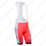 2013 Team KATUSHA Cycling Bib Short Pants