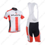 2013 Team KUOTA Cycling Bib Kit