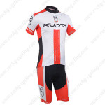 2013 Team KUOTA Cycling Kit