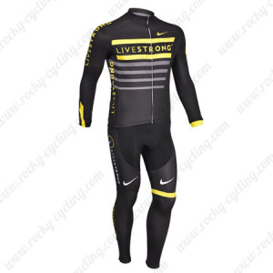 2013 Team LIVESTRONG Pro Cycling Long Kit