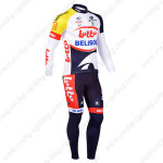 2013 Team LOTTO BELISOL Pro Bicycle Long Kits
