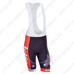 2013 Team LOTTO BELISOL Pro Cycling Bib Shorts