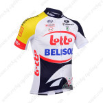 2013 Team LOTTO BELISOL Pro Cycling Jersey