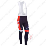 2013 Team LOTTO BELISOL Pro Cycling Long Bib Pants