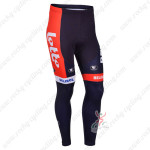 2013 Team LOTTO BELISOL Pro Cycling Long Pants