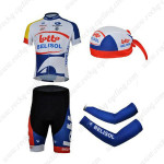 2013 Team LOTTO BELISOL Pro Cycling Set