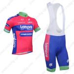 2013 Team Lampre Cycling Bib Kit