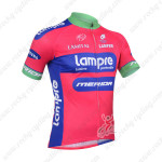 2013 Team Lampre Cycling Short Jersey