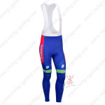 2013 Team Lampre Merida Pro Cycling Bib Pants