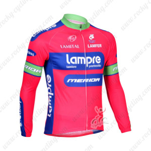 2013 Team Lampre Merida Pro Cycling Jersey