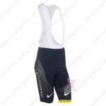2013 Team Livestrong Cycling Bib Shorts
