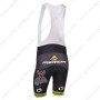 2013 Team MERIDA Pro Cycling Bib Shorts