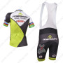 2013 Team MERIDA UCI Pro Cycle Bib Kit