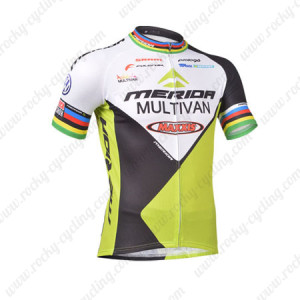 2013 Team MERIDA UCI Pro Cycling Jersey