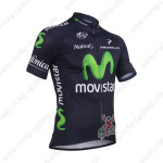 2013 Team Movistar Cycling Short Jersey