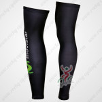 2013 Team Movistar Pro Bike Leg Warmers