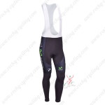 2013 Team Movistar Pro Cycling Long Bib Pants