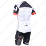 2013 Team NALINI Cycle Kit Black White Grey