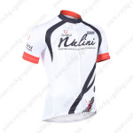 2013 Team NALINI Cycling Jersey White