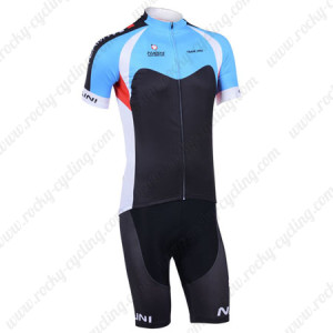 2013 Team NALINI Cycling Kit Blue Black