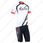 2013 Team NALINI Cycling Kit White
