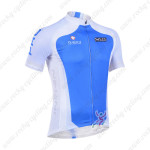 2013 Team NALINI Pro Cycling Jersey Blue White