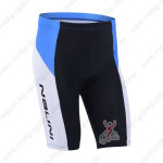2013 Team NALINI Pro Cycling Shorts Blue White