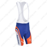 2013 Team NEDERLAND Pro Cycling Bib Shorts