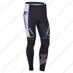2013 Team ORICA GreenEDGE Cycling Long Pants Blue