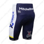 2013 Team ORICA GreenEDGE Cycling Shorts Blue